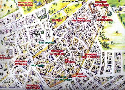 Kairouan Kairouan maps