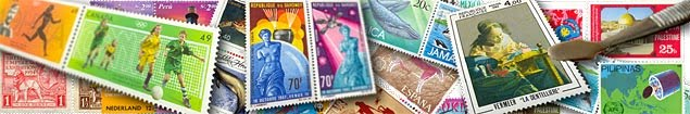 Let me take you on a philatelic trip......