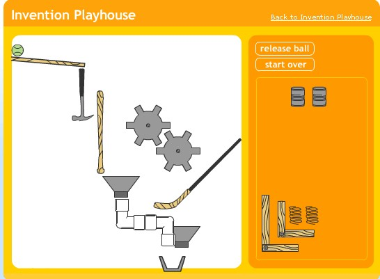 simple machine interactives