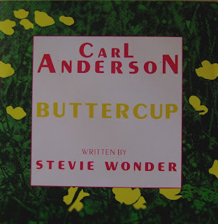 Carl Anderson - Buttercup 1985 12 Inch