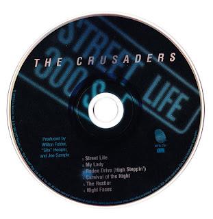 Crusaders  -  Street Life  1979 CD