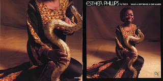 Esther Phillips - What a Diff'rence a Day Makes 1975 Reissue 2001  CD