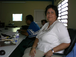 Doctoranda CARMEN LUISA
