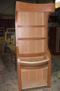 Muebles leymarc gondola exhibidora para el pan for La gondola muebles