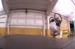 Wheelchair Backflip