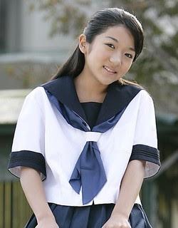 Anna Oonishi Junior Idols