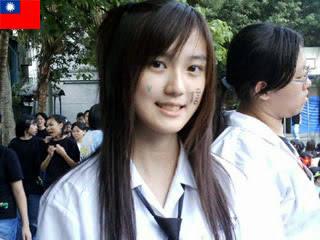 臺灣高中女學生 V.S. 韓國高中女學生 V.S. 日本高中女學生 V.S. 中國高中女學生