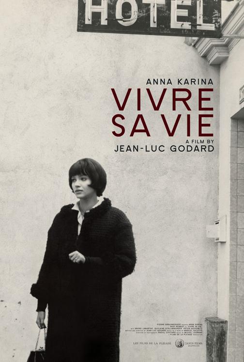 Vivir su vida (Vivre sa vie: Film en douze tableaux, 1962)