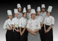 第一届-1年烘焙专业技术班毕业照