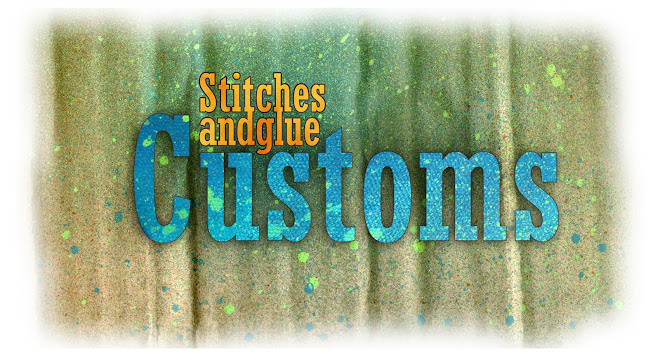Stitches and Glue Customs