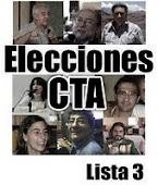 ELECCIONES EN LA CTA