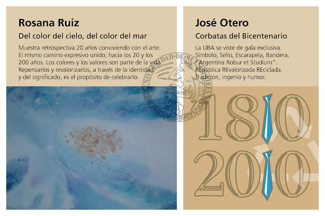3 de Mayo 19,30hs, Muestra del Bicentenario
