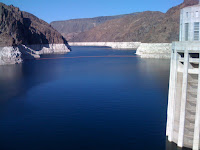 Boulder Lake at Hoover Dam