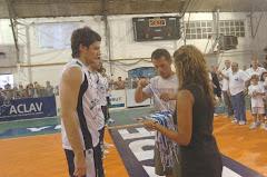 Huracán Chubut Volley subcampeón de la Copa ACLAV