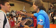 Chubut subcampeón Liga 2007/8