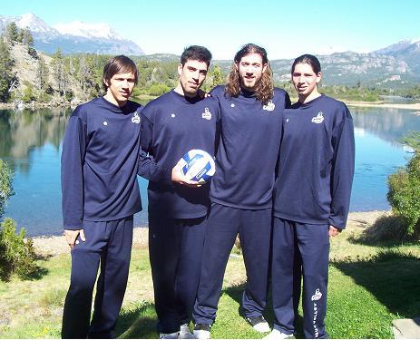 Chubut Volley en Trevelin