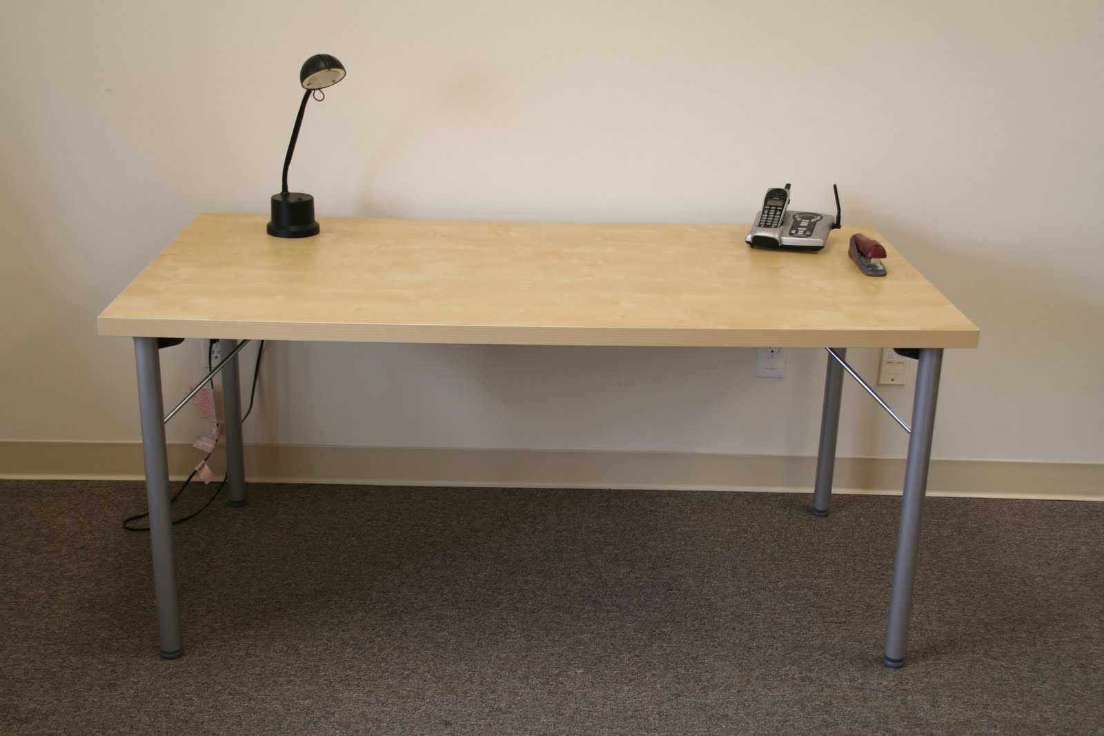 foldable office table. Folding Office Desk. Ikea Desk (folding Legs) - $45 1 Foldable Table A