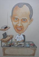 bikin karikatur, buat karikatur, pembuatan karikatur, membuat karikatur