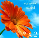 Sunshine blog award :)