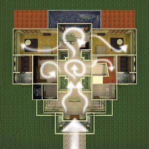 Feng shui y la suerte de la tierra las energ as de tu hogar - Como llenar la casa de energia positiva ...