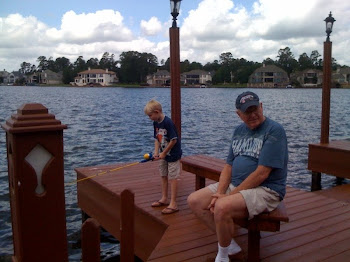 Jack & Bobpa Fishing