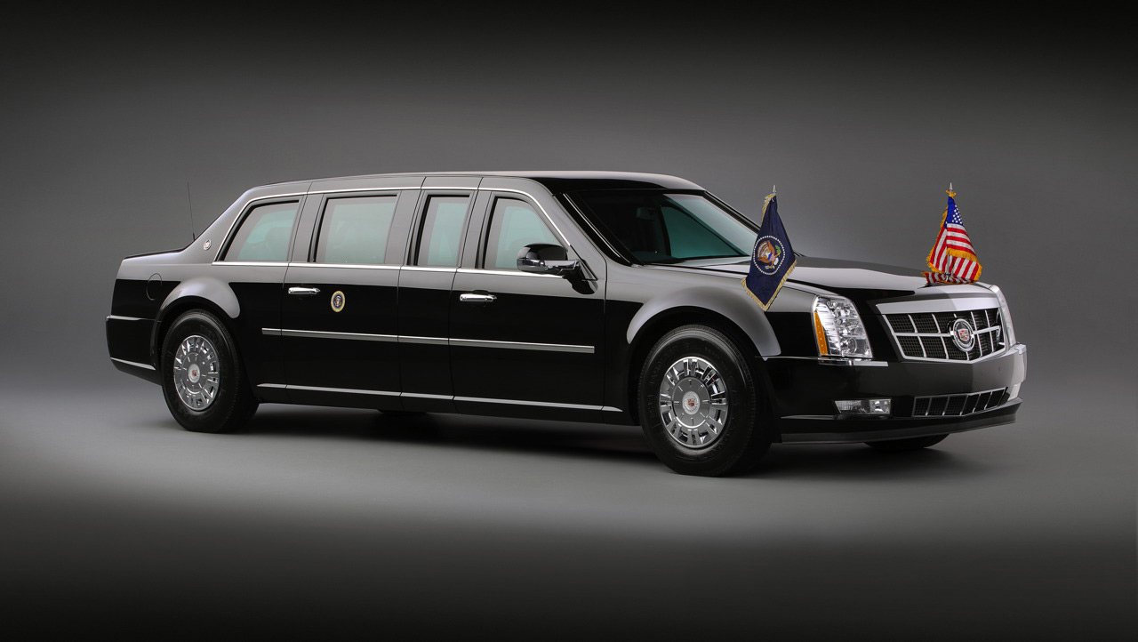 Cadillac One The United States Presidential Car