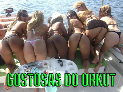 Gostosas do Orkut