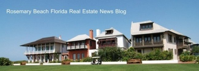 The Rosemary Beach Real Estate News
