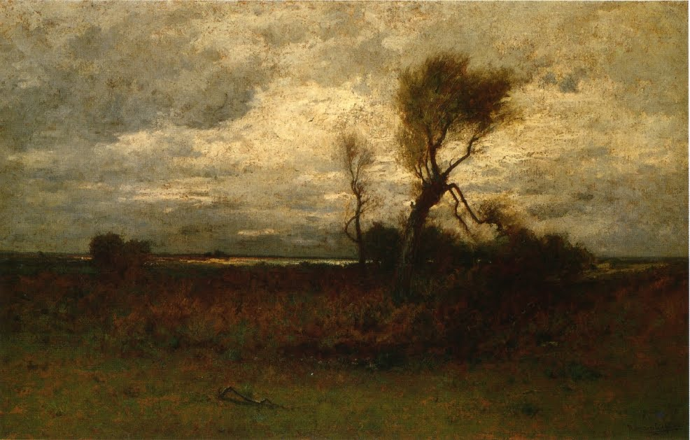 Stapleton Kearns: Making a tonalist painting
