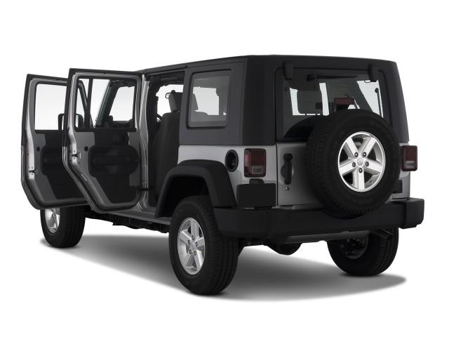 jeep wrangler 4 door white. 2008 Jeep Wrangler Pictures