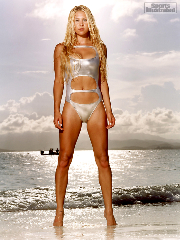 Anna Kournikova hot sports celebrity