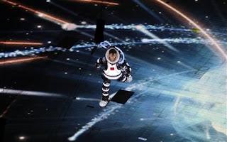 olimpia űrhajós
