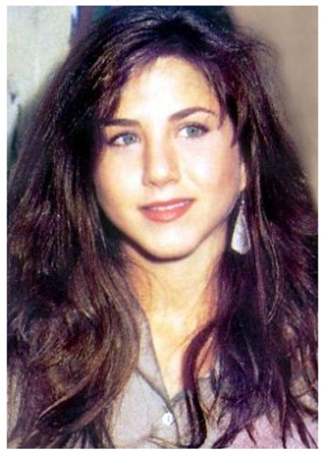 "Jennifer Aniston Before Nose Job. ""The Break-Up"" and ""Friends"" star"