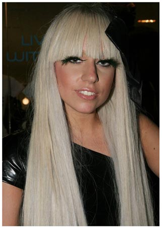 lady gaga before