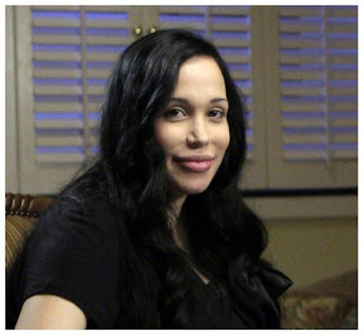 Nadya Suleman Resemble Angelina Jolie