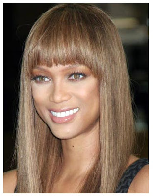 Tyra Banks Rhinoplasty