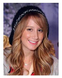 Ashley Tisdale Before Nose Job