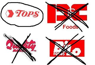 Tops logos
