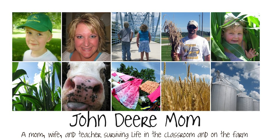 John Deere Mom