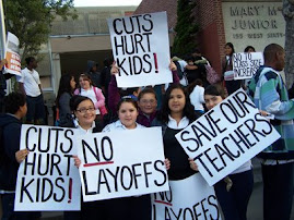 Bethune MS Students Fight for Their Teachers