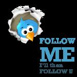 Follow me??