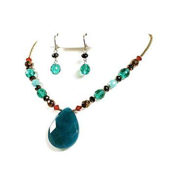 Stone Jewelery sets