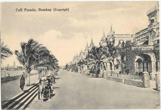 Cuff Parade - Mumbai - Bombay
