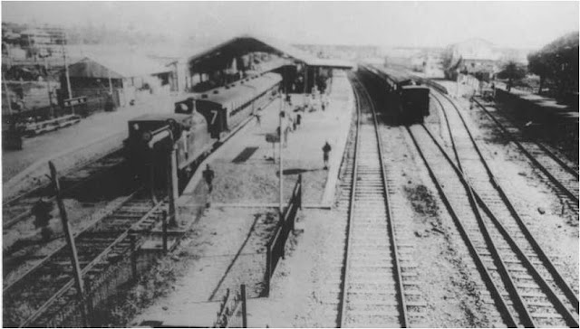 Bombay Railway Station