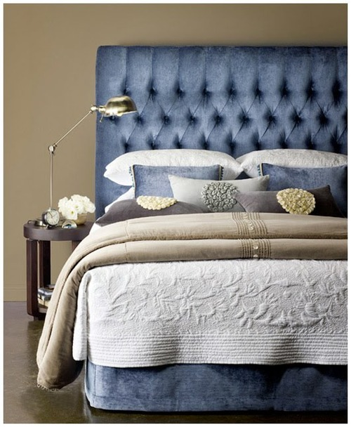 little bits of lovely currently coveting {decorative headboards}, Headboard designs