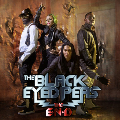 the black eyed peas album artwork
