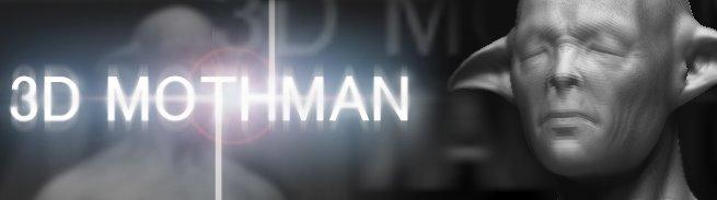 3D MOTHMAN
