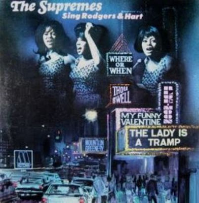 THE SUPREMES - SING RODGERS & HART (1967)