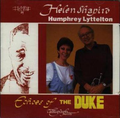 HELEN SHAPIRO & HUMPHREY LYTTELTON - echoes of the duke (1985)