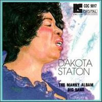 DAKOTA STATON & THE MANNY ALBAM BIG BAND (1973)
